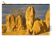 The Pinnacles Nambung National Park Australia Carry-all Pouch