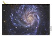 The Pinwheel Galaxy, Also Known As Ngc Carry-all Pouch
