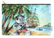 The Pirate Bear Carry-all Pouch
