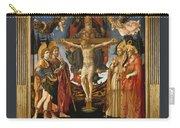 The Pistoia Santa Trinita Altarpiece Carry-all Pouch