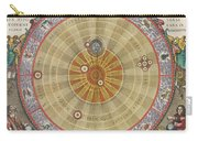 The Planisphere Of Copernicus Harmonia Carry-all Pouch