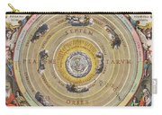The Planisphere Of Ptolemy, Harmonia Carry-all Pouch by Science Source