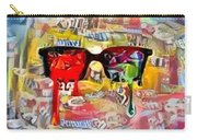 The Plasticity Of Dreams Carry-all Pouch