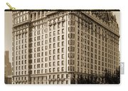 The Plaza Hotel Carry-all Pouch