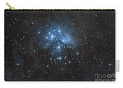 The Pleiades, Also Known As The Seven Carry-all Pouch by John Davis