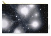 The Pleiades Star Cluster, Also Known Carry-all Pouch by Stocktrek Images
