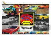 The Plymouth Rapid Transit System Collage Carry-all Pouch