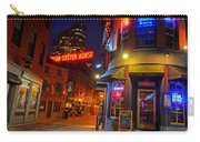 The Point Marshall Street Boston Ma Carry-all Pouch