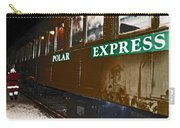 The Polar Express Carry-all Pouch