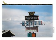 The Pony Soldier Motel On Route 66 Carry-all Pouch
