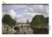 The Port At Quimper Carry-all Pouch