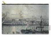 The Port Of Rouen Carry-all Pouch