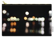 The Port, The Lights, And The Moon Carry-all Pouch