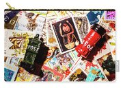 The Postbox Collector Carry-all Pouch