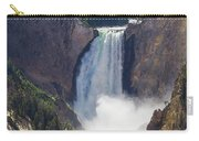 The Power Of Yellowstone Carry-all Pouch