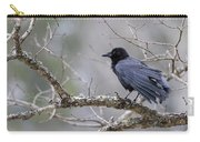 The Preening Crow Carry-all Pouch