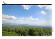 The Presidential Range From The Watchtower At Weeks State Park Carry-all Pouch