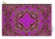 The Princesses Palace In Pink And Gold Carry-all Pouch