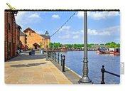 The Promenade At Barton Marina Carry-all Pouch