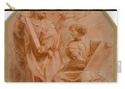The Prophets David And Daniel Carry-all Pouch