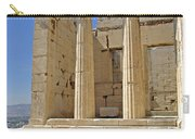 The Propylaia In Athens          The Propylaia - Vertical                                    Carry-all Pouch