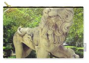 The Proud Lion  Carry-all Pouch