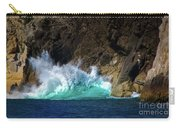 The Pulse Of Cabo San Lucas Carry-all Pouch