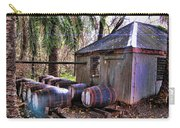 The Pumphouse Carry-all Pouch by Douglas Barnard