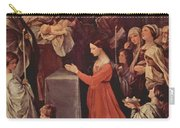 The Purification Of The Virgin 1640 Carry-all Pouch