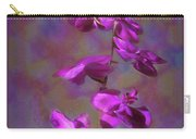 The Purple Orchid Carry-all Pouch