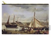 The Quay At Rouen Carry-all Pouch
