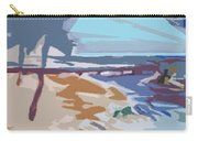 The Quay-seaside Carry-all Pouch