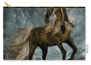 The Queen Horse Carry-all Pouch