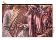 The Question Of The Sadducees Carry-all Pouch