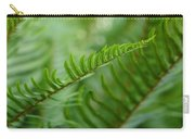 The Quiet Beauty Of Ferns Carry-all Pouch