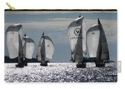 Sails Up - The Race Is On Carry-all Pouch