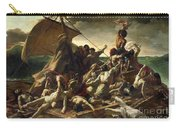 The Raft Of The Medusa Carry-all Pouch by Theodore Gericault