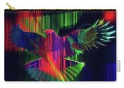 The Rainbow Dove  Carry-all Pouch