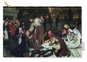 The Raising Of Lazarus Carry-all Pouch