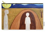 The Raising Of Lazarus Carry-all Pouch by Patrick J Murphy