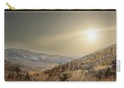 The Range, White Mountains  Carry-all Pouch