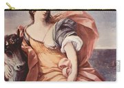 The Rape Of Europa 1639 Carry-all Pouch