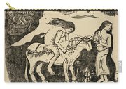 The Rape Of Europa Carry-all Pouch