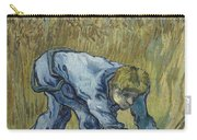 The Reaper After Millet Saint Remy De Provence, September 1889 Vincent Van Gogh 1853  1890 Carry-all Pouch