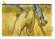 The Reaper Carry-all Pouch by Vincent van Gogh