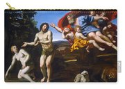 The Rebuke Of Adam And Eve Carry-all Pouch