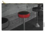 The Red Bar Stool Carry-all Pouch