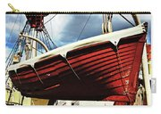 The Red Boat Carry-all Pouch