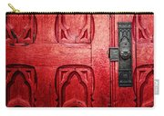 The Red Church Door Carry-all Pouch