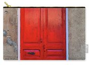The Red Door. Carry-all Pouch